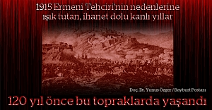 'Büyük yalan'ın öncesi: 1895 Ermeni Ayaklanmaları