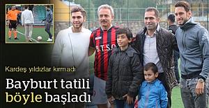 Çalhanoğlu Ailesi Bayburt'ta