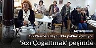 CHP, Bayburt'ta 'Azı Çoğaltmak' peşinde