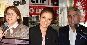 CHP, Gümüşhane adaylarını tanıttı