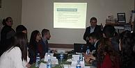CHP Parti Okulu Bayburt'ta eğitim verdi