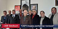 """""""CHP'li başka partiye oy vermez"""""""