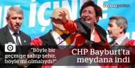 CHP'li Toprak, Bayburt mitinginde konuştu