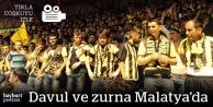 Davul ve zurna Malatya'da (VİDEO)
