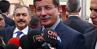 """Davutoğlu: """"HDP'yi yasalara göre hareket ederse muhatap alırız"""""""