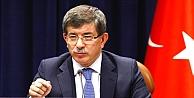 """Davutoğlu: """"İsrail'in yaptığı tam bir barbarlık"""""""