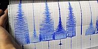 Demirözü'de 4 büyüklüğünde deprem!