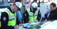 Denetim arttı, 719 bin sürücüye ceza kesildi