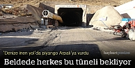 'Denize inen yol'da piyango Arpalı'ya vurdu