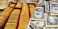 Dolar yatırımcıyı sevindirdi, külçe altın üzdü