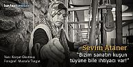 Ehramın 'dönüş' hikayelerinden biri: Sevim Ataner
