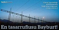 Enerjide en tasarruflu il Bayburt!