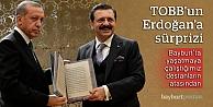 Erdoğan'a Dede Korkut sürprizi