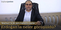 Erdoğan'dan Davutoğlu'na 'ne gerekiyorsa yapın' talimatı