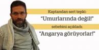 Erhan Namlı'dan federasyona sert tepki