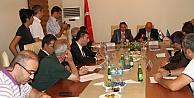 Erzincan'da Türk-Macar turizm prokokolü