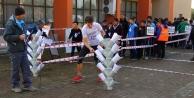 Erzincan'da 'Koşulu Oryantiring Yarışması'
