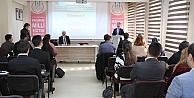 Erzurum İl Milli Eğitim, proje çalışıyor