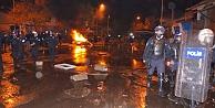 Erzurum ve Erzincan'da Kobani gerginliği!