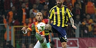 Galatasaray - Fenerbahçe: 2-1