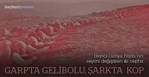 Garpta Çanakkale Cephesi, şarkta Kop Savunması