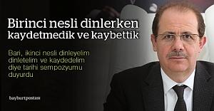 Geçmişten Günümüze Türk-Ermeni İlişkileri Uluslararası Sempozyumu