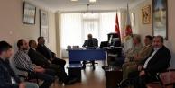 Gümüşhaneli gazetecilerden Bayburt'a ziyaret