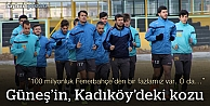 """Güneş: """"Fenerbahçe'den bir fazlamız var"""""""