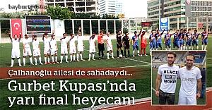 Gurbet Kupası'nda final için son adım