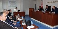 İl Koordinasyon Kurulu 2015'in ilk toplantısını yaptı