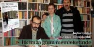 """Turgut Akaslan: """"Hepimiz güzel çocuklardık"""""""