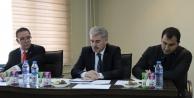 İlk toplantıda komisyonlar oluşturuldu
