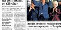 İspanyol basını: Yüzyılın Sultanı, Atatürk'ü geçmek istiyor