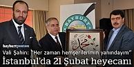"""İstanbul, """"Bayburt buluşmasına"""" hazırlanıyor"""