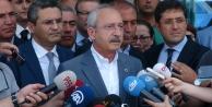 Kılıçdaroğlu: IŞİD'in elindeki silahları Recep Tayyip Erdoğan verdi