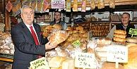 """""""Kişi başına 40 gram ekmek israf ediliyor"""""""