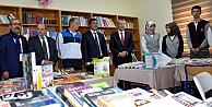Kitap kampanyasına Bayburt Grup'tan destek