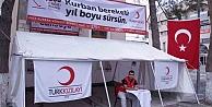 Kızılay'dan kurban kampanyası
