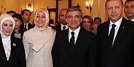 Köşk'ün 12'nci misafiri, Erdoğan
