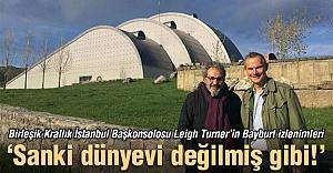Leigh Turner'in Erzurum ve Bayburt izlenimleri