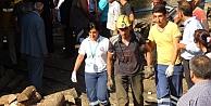 Madenciler 14 saat sonra sağ olarak kurtarıldı