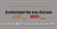 "MHP: ""Şaibe apaçık ortada!"""