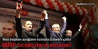 MHP'de 'Süleyman Hoca' dönemi