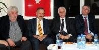 MHP'li Aydın, Bayburt Derneği'nde