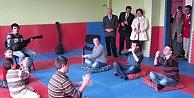 Odabaş'tan Özel Eğitim Merkezi'ne ziyaret