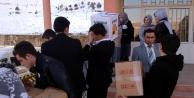 Öğrenciler 'Suriye'yi unutmadı