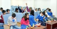 Öğrencilerden İl Genel Meclisi'ne ziyaret