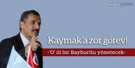 Osman Kaymak, Tunceli Valisi oldu!