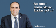 "Özbek: ""İkiletmeden istifa ederim"""