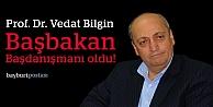 Prof. Bilgin, Başbakan Başdanışmanı oldu!
